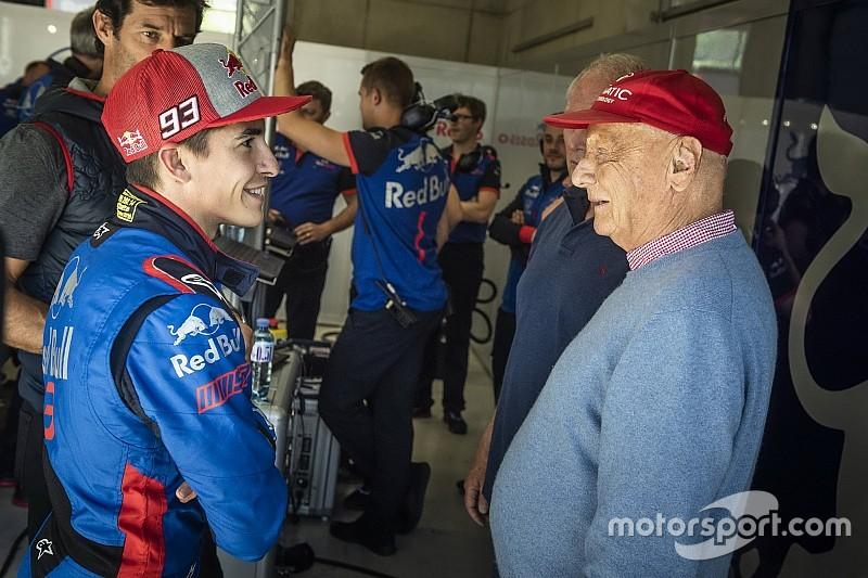 Гельмут Марко: У 2021 році для Маркеса у нас буде вільне місце у Ф1