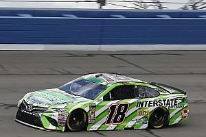 NASCAR Cup Practice report Kyle Busch tops final practice at Fontana