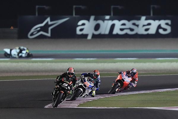 MotoGP Ergebnisse MotoGP-Auftakt 2018 in Katar: Die Startaufstellung in Bildern