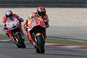 MotoGP Важливі новини Довіціозо: Маркес зробив все, що не треба було робити