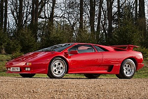 Automotive Breaking news Rock star supercars announced for Goodwood auction