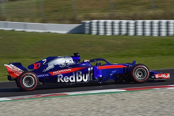 Honda y Toro Rosso considerarán cambios tácticos de motor