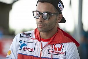 MotoGP Noticias Petrucci tiene una oferta de Aprilia, pero espera por Ducati
