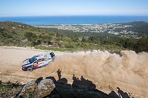 WRC Résumé de course Premier succès pour Neuville et Gilsoul au Portugal