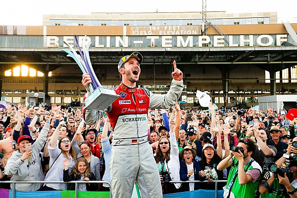 Formula E Berlin ePrix: Abt heads Audi 1-2, Vergne extends lead