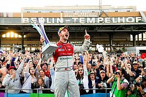 Formula E Race report Berlin ePrix: Abt heads Audi 1-2, Vergne extends lead