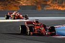Пятничный темп Ferrari не произвел впечатления на Mercedes