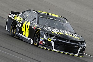 NASCAR Cup Practice report Jimmie Johnson fastest in final Cup practice at Texas