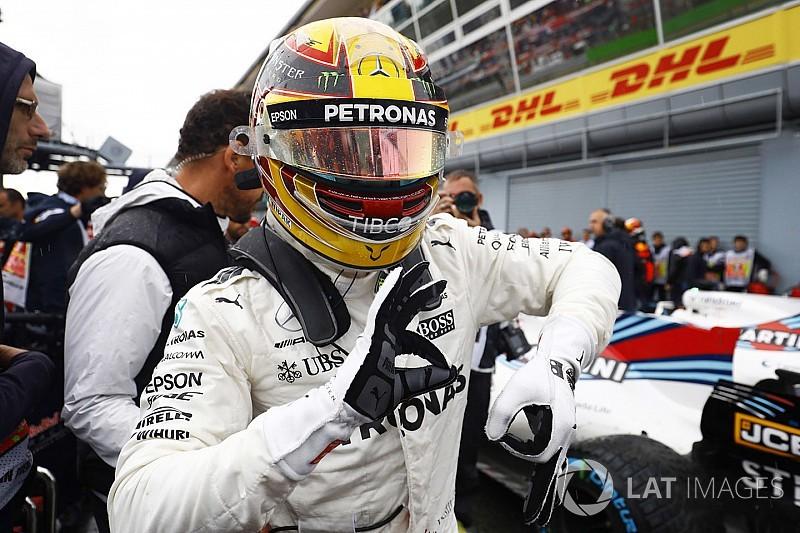 Хэмилтон побил рекорд Шумахера по поулам, квалификация шла 3,5 часа