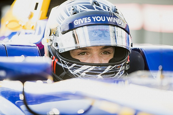 Ticktum, Rowland to share DAMS F2 test role in place of Latifi