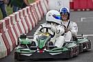 F1-es gokartverseny Monzában: