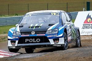World Rallycross Sıralama turları raporu Belçika WRX: Kristoffersson ilk günün lideri, Ekstrom yedinci