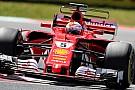 Formel 1 2017 in Barcelona: Vettel verschenkt Pole in letzter Schikane