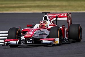 FIA F2 Reporte de calificación Leclerc logra la pole en Silverstone y suma seis de seis en Fórmula 2