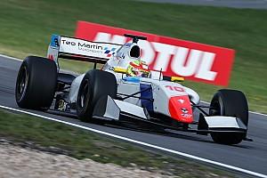 Formula V8 3.5 Reporte de calificación Palou consigue la pole en Nurburgring