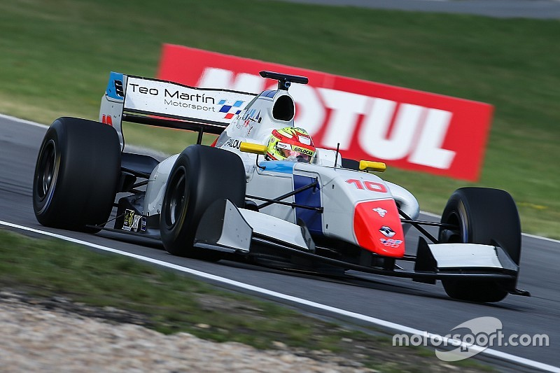 Формула V8 3,5 у Німеччині: Палоу виграв другу гонку