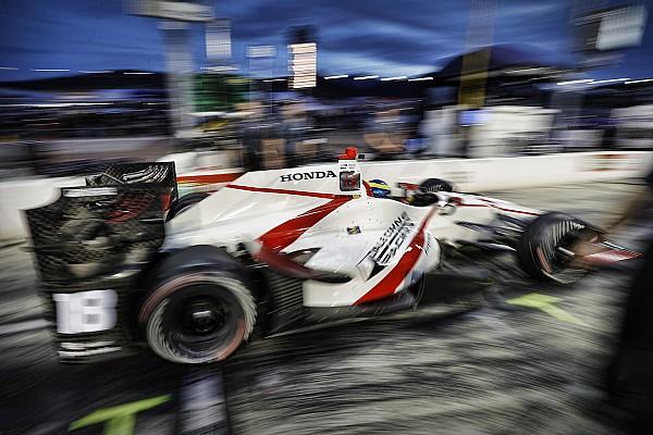 IndyCar Firestone get positive feedback on new Phoenix tire