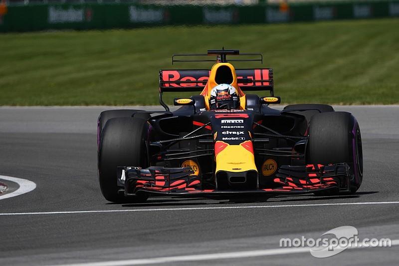 """Ricciardo : """"Ma concentration a été mise à l'épreuve"""""""