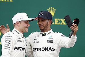 Formel 1 2017: So bewertet Mercedes die Leistung von Hamilton/Bottas