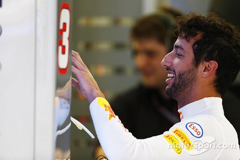 Ricciardo egyelőre nem gondolkodik a Ferraris váltáson