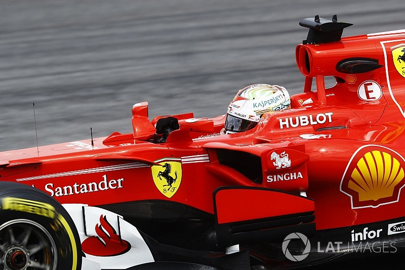 Vettel et Räikkönen restent très prudents
