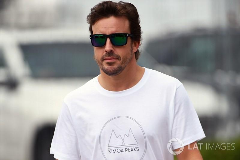 Alonso nem akar többet kockáztatni, hanem helyette újra futamokat nyerne