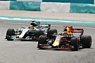 Von wegen Motorproblem: Lewis Hamilton ließ Max Verstappen ziehen