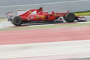F1 Reporte de pruebas Räikkönen manda en el cuarto día de test
