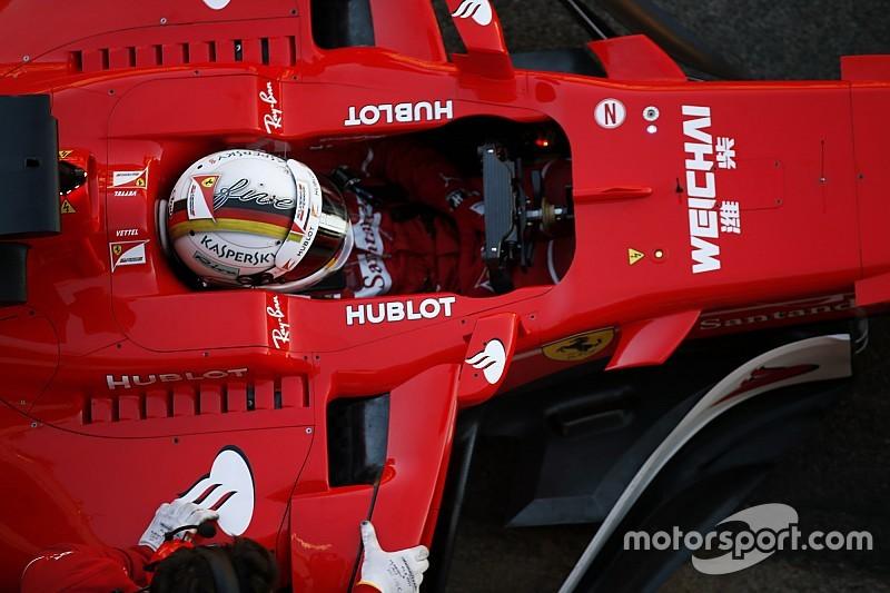 Ferrari провела другий знімальний день у Барселоні