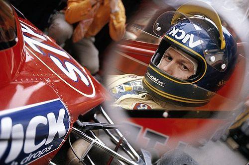 Vandalizzata la tomba del campione svedese Ronnie Peterson