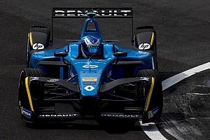 Formule E Verslag vrije training Buemi snelste in beide trainingen ePrix Monaco