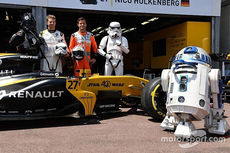 Гран При Монако: лучшее из соцсетей