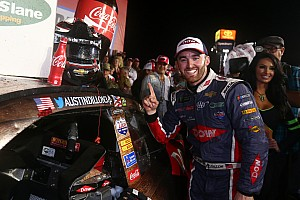 NASCAR Cup Race report Austin Dillon scores first Cup win with Coca-Cola 600 fuel gamble