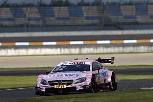 DTM Prove libere Lausitzring, Libere 2: riscossa Mercedes con Auer e Wickens