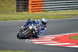 FIM Resistencia Crónica de Clasificación El Yamaha GMT94 de David Checa firma la pole en las 8 Horas de Oschersleben