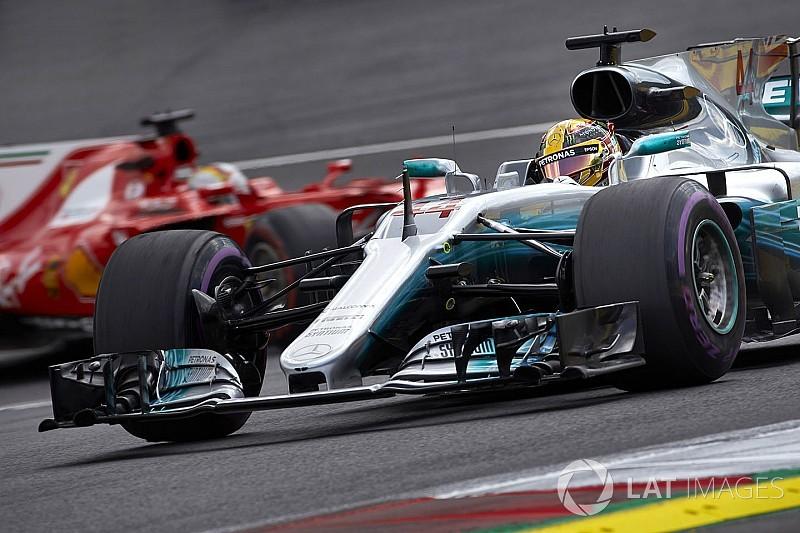 Hamilton'ın vites kutusu arızasına Vettel sebep olmamış