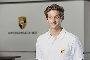 Porsche Breaking news Q&A with Porsche young gun Jordan Love