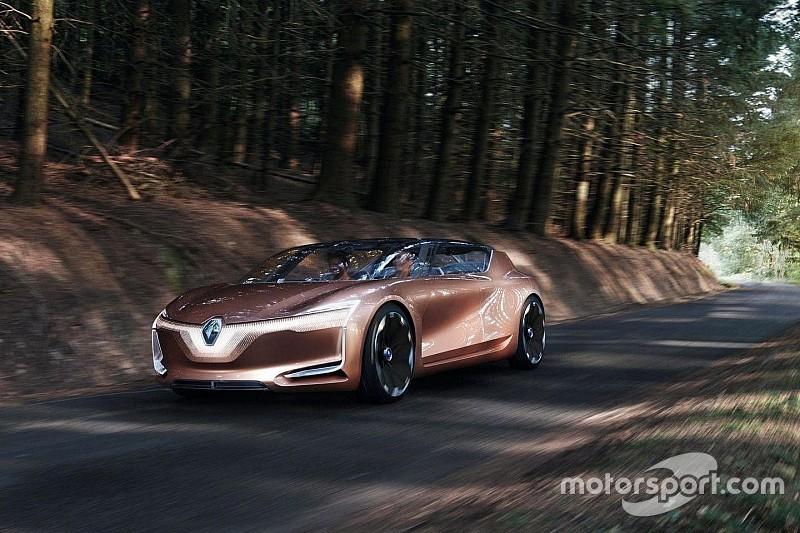 Renault Symbioz: el concept que se transforma en habitación