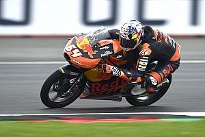Moto3 Ultime notizie Bendsneyder e Suzuki perdono tre posizioni in griglia a Silverstone