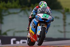 Moto2 Race report Moto2 Jerman: Morbidelli kalahkan Oliveira, Luthi-Marquez terjatuh