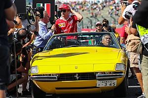 Coulthard: Raikkonen hâlâ F1'in en hızlı pilotlarından birisi