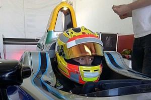 Formula E Breaking news Target Rio Haryanto di tes Formula E Valencia