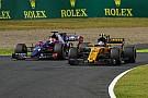 Formel 1 2017 in Suzuka: Die Startaufstellung in Bildern