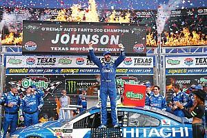 NASCAR Cup Rennbericht NASCAR: 7. Texas-Sieg für Jimmie Johnson