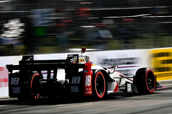 """Bourdais """"thinking championship,"""" extends points lead"""