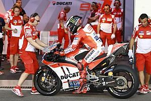 MotoGP Interview Lorenzo :