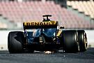 Формула 1 Галерея: перша половина сезону Ф1 2017 року - Renault
