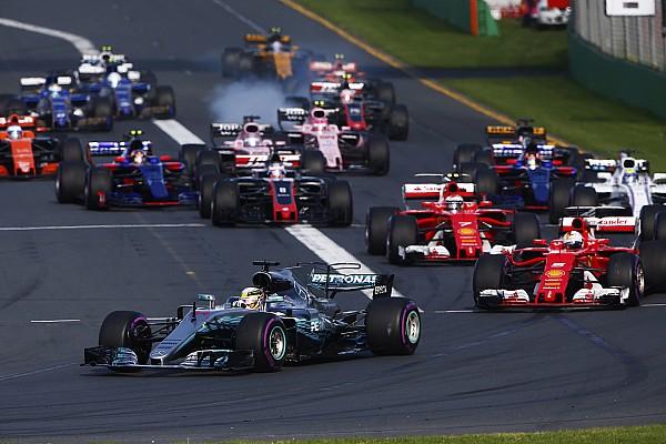 Bildergalerie: GP Australien der Formel 1 2017 in Melbourne