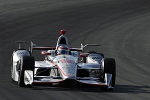 IndyCar Отчет о гонке Пауэр выиграл гонку IndyCar в Поконо
