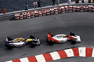 Формула 1 Ностальгія 25 років тому: неймовірна дуель Сенни та Менселла у Монако